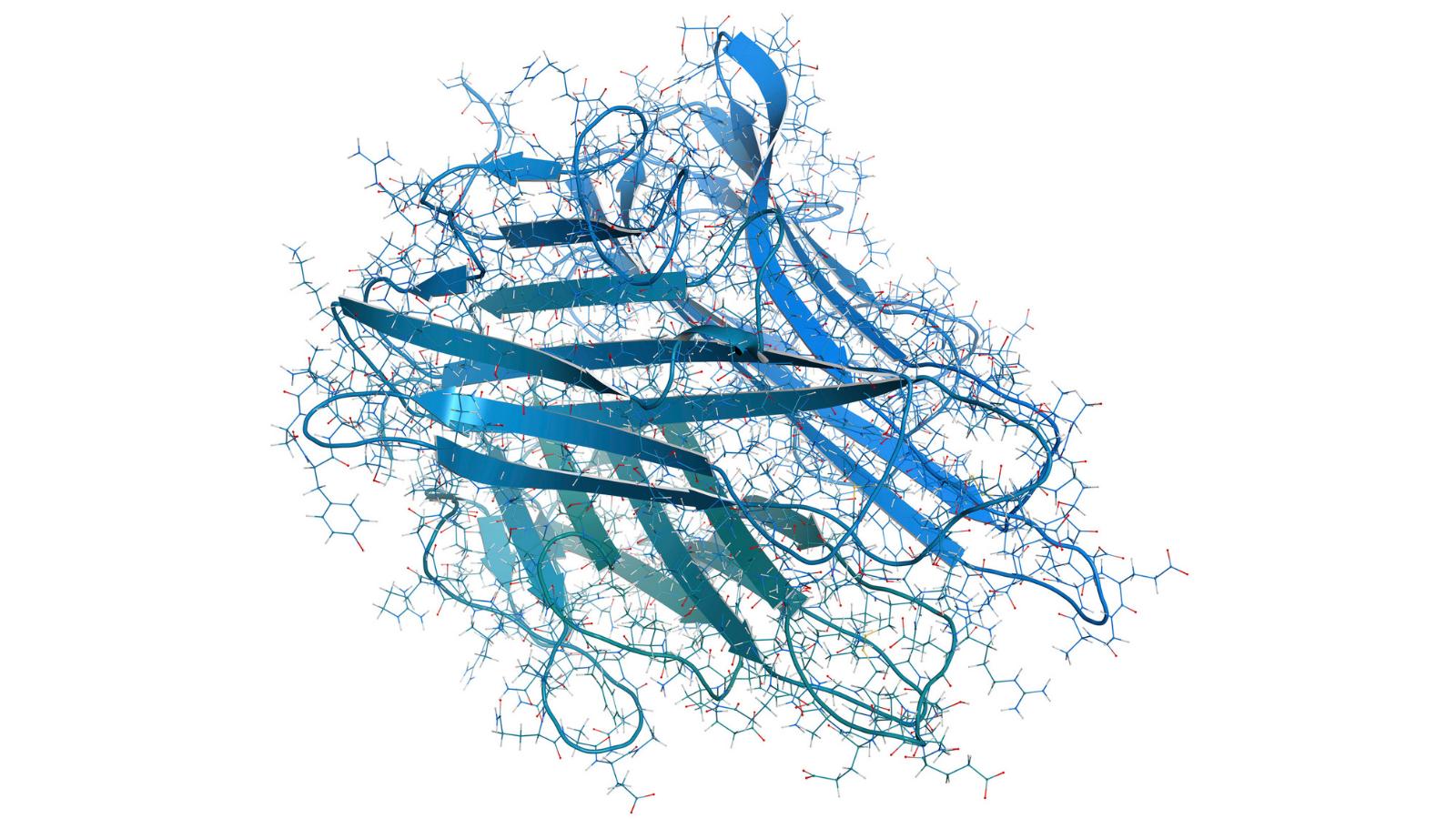 Biosimilar drug illustration