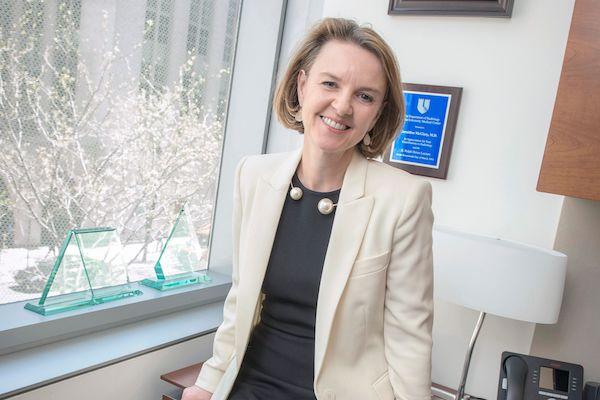Photo of Dr. Geraldine McGinty