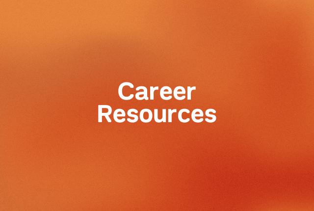 Career resources block