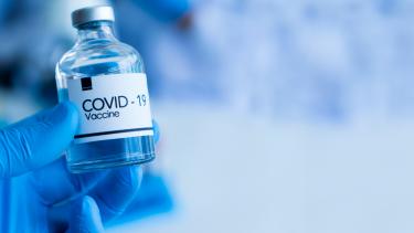 COVID vaccine photo