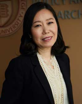 Hye-Young (Arian) Jung, Ph.D.
