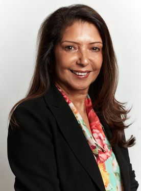 Photo of Dr. Vimla Patel