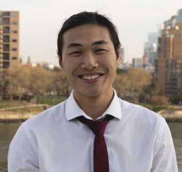 Headshot of Alan Wu
